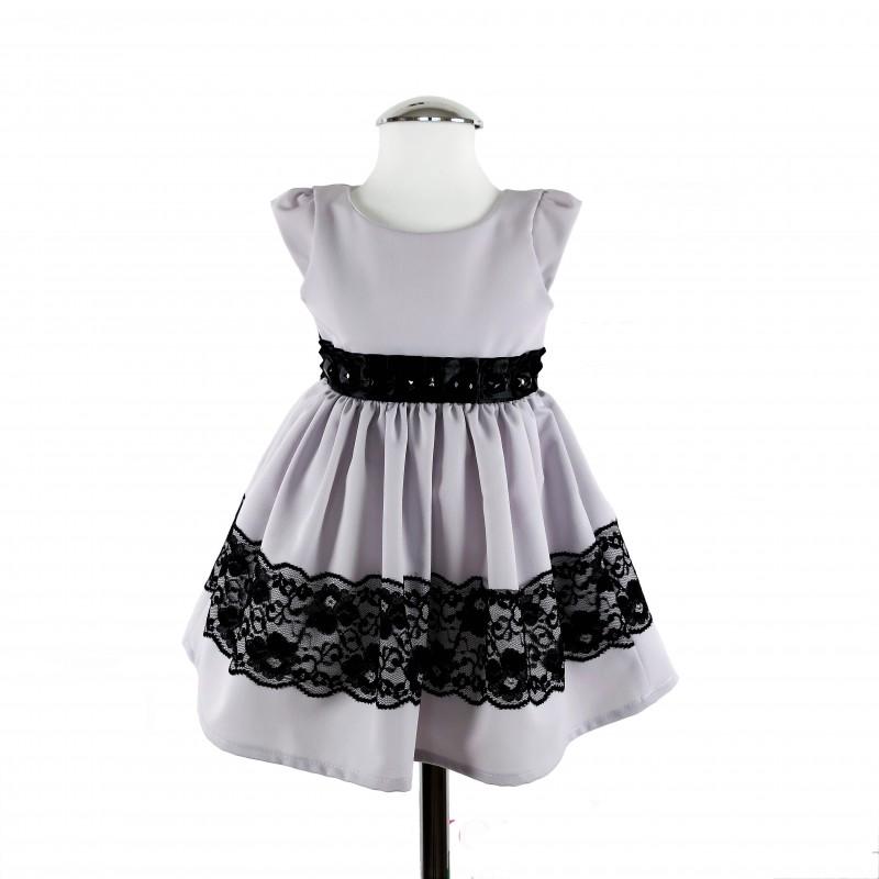 166ca5fe966a Detské spoločenské šaty - originálne prevedenie šiat - styl4you