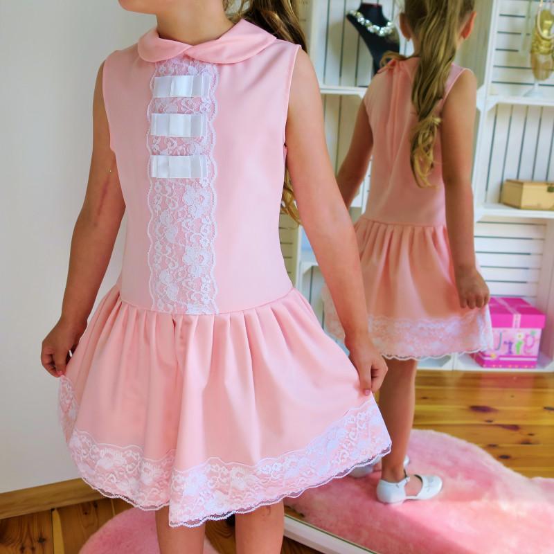 0c4526ecf513 Moderné oblečenie pre dievčatá - slávnostné šaty - móda styl4you