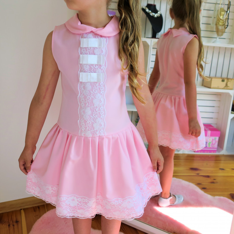 3195b6c8786e Moderné oblečenie pre dievčatá - slávnostné šaty - móda styl4you
