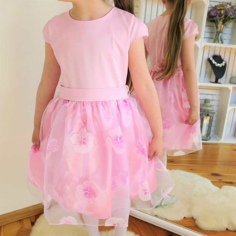 e2175bc24918 Dievčenské slávnostné šaty - spoločenské oblečenie pre deti ...
