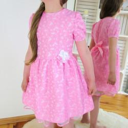 58c2faa279ae Ružové šaty - Natalia