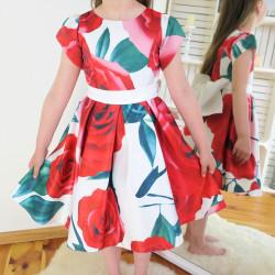f913fc5cf417 Kvetované šaty - Alessija
