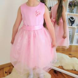 701692437d0a Ružové šaty - Pandanam